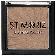 Fragrances, Perfumes, Cosmetics Face Bronzer - St. Moriz Bronzing Powder