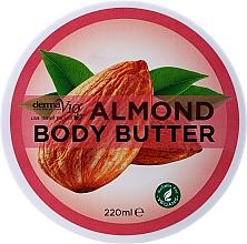 Fragrances, Perfumes, Cosmetics Almond Body Butter - Derma V10