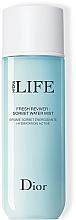 Fragrances, Perfumes, Cosmetics Moisturizing & Refreshing Sorbet Mist - Dior Hydra Life Fresh Reviver Sorbet Water Mist