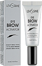 Fragrances, Perfumes, Cosmetics Brow Cream Peroxide 3% - LeviSsime Eye Brow Activator