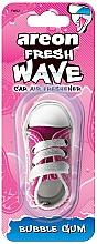 Fragrances, Perfumes, Cosmetics Car Air Freshener - Areon Fresh Wave Bubble Gum