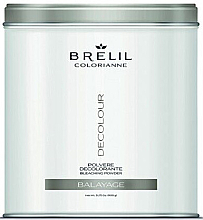 Fragrances, Perfumes, Cosmetics Bleaching Powder - Brelil Colorianne Prestige Decolorante Balayage Bleaching Powder