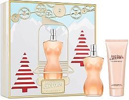 Fragrances, Perfumes, Cosmetics Jean Paul Gaultier Classique - Set (edt/100ml + b/lot/75ml)