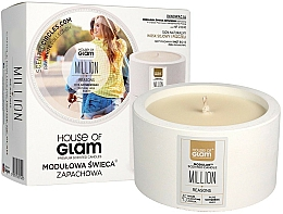 Fragrances, Perfumes, Cosmetics Scented Candle - House of Glam Million Reasons Candle