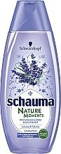 "Fragrances, Perfumes, Cosmetics Hair Shampoo ""Provencal Herbs & Lavender"" - Schwarzkopf Schauma Nature Moments Provence Herbs&Lavender Shampoo"