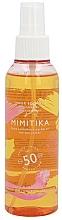 Body Butter - Mimitika Sunscreen Protecting Body Oil SPF50 — photo N1