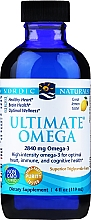 """Fragrances, Perfumes, Cosmetics Dietary Supplement """"Omeg-3"""", 2840 mg - Nordic Naturals Ultimate Omega Xtra"""