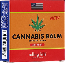 Fragrances, Perfumes, Cosmetics Organic Cannabis Oil - Rolling Hills Organic Cannabis Oil