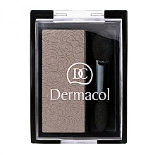 Fragrances, Perfumes, Cosmetics Eyeshadow - Dermacol Mono Eye Shadow