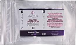 Fragrances, Perfumes, Cosmetics Collagen Face Mask - Charmine Rose Collagen G-Factors Mask