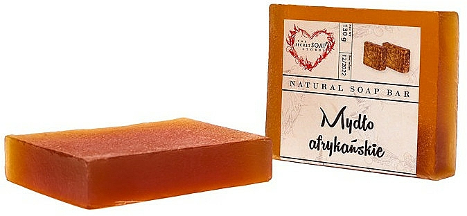 Natural African Body Soap - The Secret Soap Store — photo N1