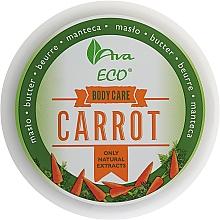 Fragrances, Perfumes, Cosmetics Body Oil - Ava Laboratorium Body Care Carrot Butter