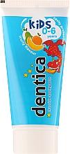 "Fragrances, Perfumes, Cosmetics Kids Toothpaste ""Tutti-Frutti"" - Dentica Dental Protection For Kids"