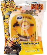 "Fragrances, Perfumes, Cosmetics Kids Bath Sponge ""Minions"", Carl - Suavipiel Minnioins Bath Sponge"