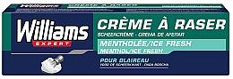 Fragrances, Perfumes, Cosmetics Shaving Cream - Williams Expert Shaving Cream Menthol