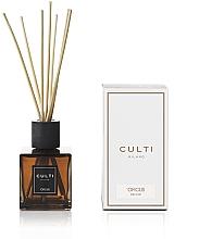 Fragrances, Perfumes, Cosmetics Dyfuzor zapachowy - Culti Milano Decor Classic Tessuto