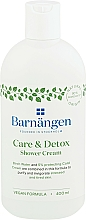 "Fragrances, Perfumes, Cosmetics Shower & Bath Cream-Gel ""Detox and Care"" - Barnangen Care & Detox Shower Cream"