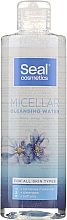 Fragrances, Perfumes, Cosmetics Micellar Water for All Skin Types - Seal Cosmetics Micellar Cleansing Water