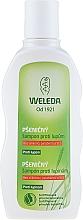 Fragrances, Perfumes, Cosmetics Anti-Dandruff Wheat Extract Shampoo - Weleda Weizen Schuppen-Shampoo