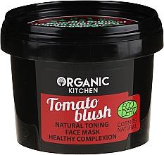 "Fragrances, Perfumes, Cosmetics Face Mask ""Tomato Theorem"" - Organic Shop Organic Kitchen Fase Mask"