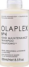 Fragrances, Perfumes, Cosmetics Repair Shampoo for All Hair Types - Olaplex Professional Bond Maintenance Shampoo №4