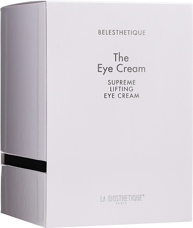 Lifting Eye Cream - La Biosthetique Belesthetique The Eye Cream