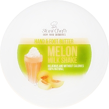 Fragrances, Perfumes, Cosmetics Hand and Foot Oil - Hristina Stani Chef's Hand And Foot Butter Melon Milk Shake