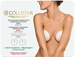 Fragrances, Perfumes, Cosmetics Breast Firming Patch - Collistar Special Perfect Body Hydro-Patch Treatment Firming Lifting Bust