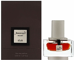Fragrances, Perfumes, Cosmetics Rasasi Junoon Velvet Pour Homme - Eau de Parfum