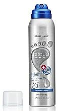 Fragrances, Perfumes, Cosmetics Foot Antiperspirant Deodorant 36 H Action - Oriflame Feet Up Advanced Deodorant For Legs