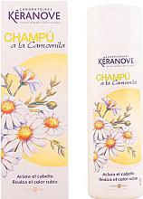 Fragrances, Perfumes, Cosmetics Hair Shampoo - Eugene Perma Keranove Camomile Shampoo