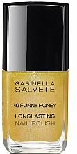 Fragrances, Perfumes, Cosmetics Nail Polish - Gabriella Salvete Longlasting Enamel Nail Polish