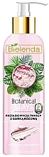 Fragrances, Perfumes, Cosmetics Pink Clay Face Paste - Bielenda Botanical Clays Vegan Face Wash Paste Pink Clay