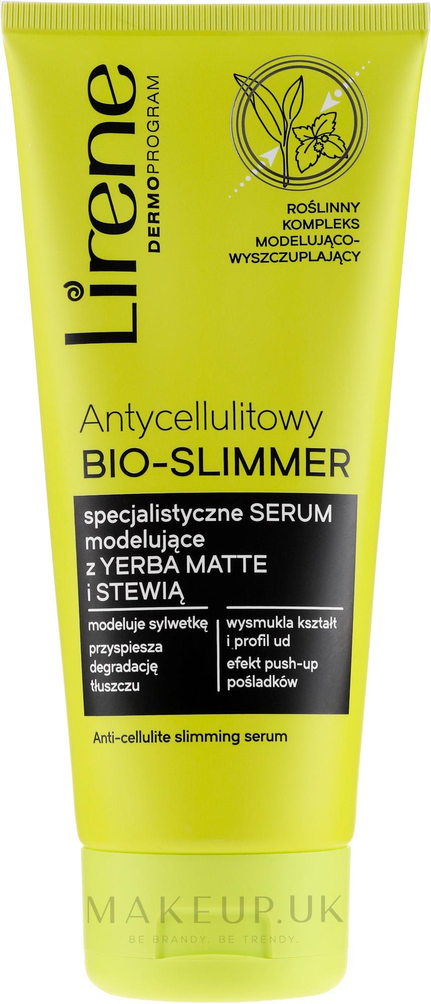 Anti-Cellulite Serum - Lirene Anti-Cellulite Bio-Slimmer Serum — photo 200 ml