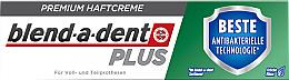 Fragrances, Perfumes, Cosmetics Dentures Adhesive Cream - Blend-A-Dent Premium Adhesive Cream Plus Dual Protection Fresh