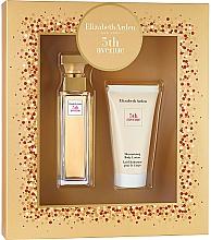 Fragrances, Perfumes, Cosmetics Elizabeth Arden 5th Avenue - Set (edp 30ml + b/l 50ml)