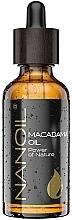 Fragrances, Perfumes, Cosmetics Macadamia Oil - Nanoil Body Face and Hair Macadamia Oil