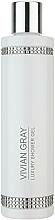 Fragrances, Perfumes, Cosmetics Shower Gel - Vivian Gray White Crystals Luxury Shower Gel