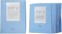 Fragrances, Perfumes, Cosmetics Sheet Mask - Dr. Althea Pro Lab Herb Therapy Velvet Mask