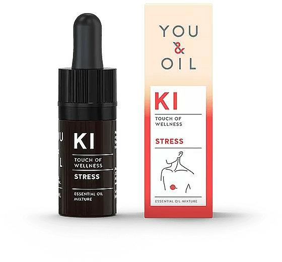 Essential Oil Blend - You & Oil KI-Stress Touch Of Welness Essential Oil