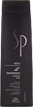 """Fragrances, Perfumes, Cosmetics Anti-Hair Loss Shampoo """"Maximum"""" - Wella SP Men Maxximum Shampoo"""