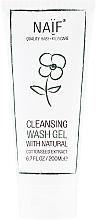 Fragrances, Perfumes, Cosmetics Shower Gel - Naif Cleansing Wash Gel