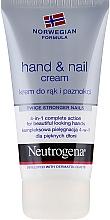 Fragrances, Perfumes, Cosmetics Hand and Nail Cream - Neutrogena Hand & Nail Cream
