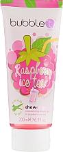 Fragrances, Perfumes, Cosmetics Shower Gel - Bubble T Raspberry Ice Tea Shower Gel