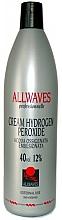 Fragrances, Perfumes, Cosmetics Oxidant Cream - Allwaves Cream Hydrogen Peroxide 12%