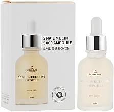 Fragrances, Perfumes, Cosmetics Rejuvenating Snail & Collagen Ampoule Serum - The Skin House Snail Mucin 5000 Ampoule