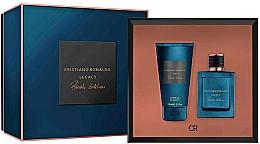 Fragrances, Perfumes, Cosmetics Cristiano Ronaldo Legacy Private Edition - Set (edp 50ml + sh/gel 150ml)