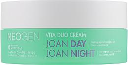 Fragrances, Perfumes, Cosmetics Duo Day & Night Cream - Neogen Vita Duo Cream Joan Day + Joan Night