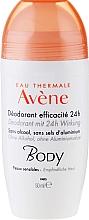 Fragrances, Perfumes, Cosmetics Roll-On Deodorant for Sensitive Skin - Avene Eau Thermale 24H Deodorant