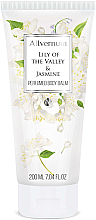 Fragrances, Perfumes, Cosmetics Allverne Lily of the Valley & Jasmine - Scented Body Balm